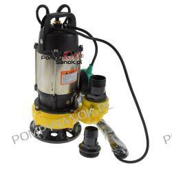 Pompa zatapialna do ścieków WQF 550 Pompy i hydrofory