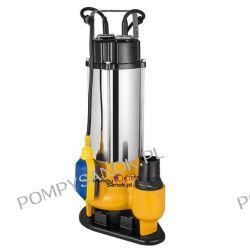 Pompa zatapialna do ścieków WQF 180 Pompy i hydrofory