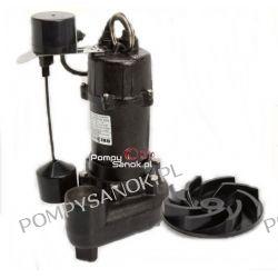 Pompa zatapialna do ścieków SN-450 Pompy i hydrofory