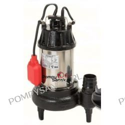 Profesjonalna pompa do ścieków SWQ 15-7-1,1 SEPTIC