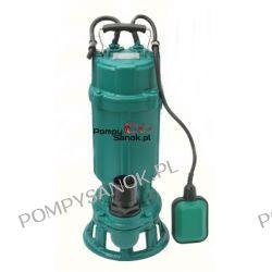 Pompa zatapialna Furiatka 750 z rozdrabniaczem