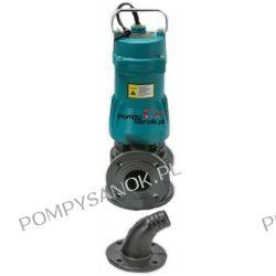Pompa zatapialna ZWQ 1800 z rozdrabniaczem Pompy i hydrofory
