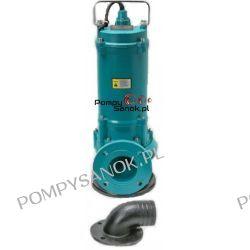 Pompa zatapialna ZWQ 5500 z rozdrabniaczem 400 V Pompy i hydrofory