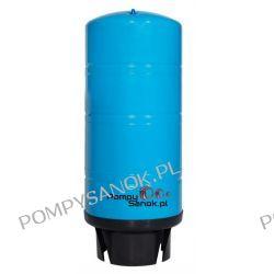 Zbiornik przeponowy pionowy z podstawą Aquafos SPTB100 100 l