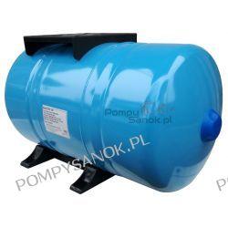 Zbiornik przeponowy poziomy Aquafos SPTB58H 58 l