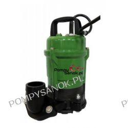Zatapialna pompa do szlamu EVAK 50EUSR-5.05 S odwadnia do 2-3 mm Pompy i hydrofory