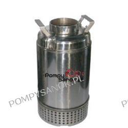Zatapialna pompa osiowa 100EL5.05B SS316 Pompy i hydrofory