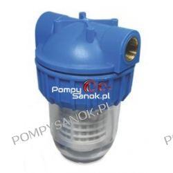 Filtr antypiaskowy, obudowa filtra z wkładem siatkowym Pompy i filtry