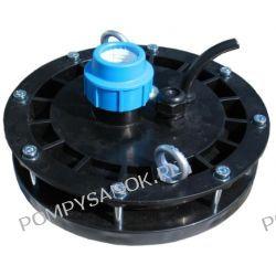 Innowacyjna Głowica Studni Głębinowej 125 mm z przyłączem PE 40