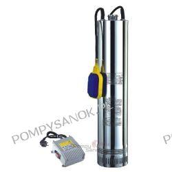Pompa głębinowa OMNI TECH 1500 z kablem 25m i transportem do UK