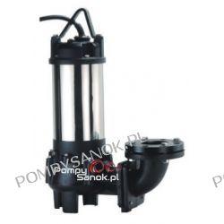 Pompa zatapialna STAIRS wirnik VORTEX SV-75-80 T 400V