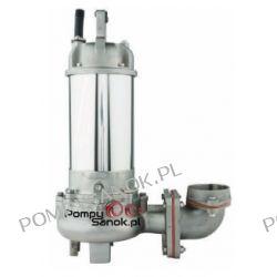 Pompa zatapialna STAIRS wirnik VORTEX SVN-75-80 T INOX 400V Pompy i hydrofory