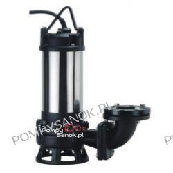 Pompa zatapialna - ściekowa STAIRS SC 75-80 T 400V  Pompy i hydrofory