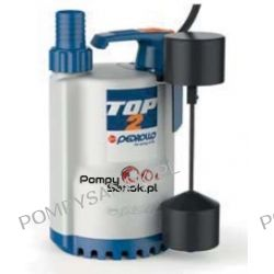 Pompa zatapialna do wody czystej PEDROLLO TOP 2 GM z pływakiem magnetycznym