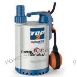 Pompa zatapialna do wody czystej PEDROLLO TOP 2 LA do cieczy agresywnych AISI 316 Pompy i hydrofory