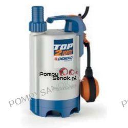 Pompa zatapialna do wody brudnej PEDROLLO TOP 2 VORTEX z pływakiem