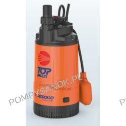 Wielostopniowa, zatapialna pompa PEDROLLO TOP MULTI 3 0,55 kW Pompy i hydrofory