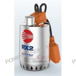 Pompa do odwodnień stal nierdzewna PEDROLLO RX 5/RXm 5 Pompy i hydrofory