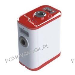AUTO SAN HOME jednostopniowa pompa do podnoszenia ciśnienia z falownikiem Dom i Ogród