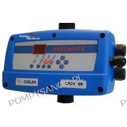 Falownik, inwerter przepływowy SPEEDMATIC EASY 09MM zasilanie COELBO  Nawadnianie