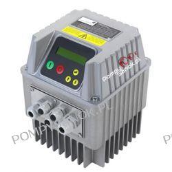 Falownik VASCO 209 230V lub 400V max. moc silnika 1,5kW Nawadnianie