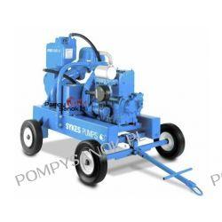 Wynajem mobilnej pompy spalinowej GP 150 Pompy i hydrofory