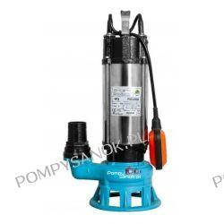 Pompa zatapiaqlna WQ 1500 PIRANIA 230V Pompy i hydrofory