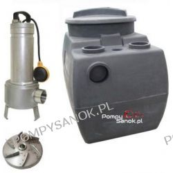 Przepompownia 230/XV15 230V STAIRS Pompy i hydrofory
