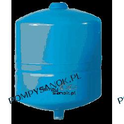 Zbiornik przeponowy poziomy Aquafos SPTB18 18 l