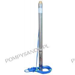 Pompa głębinowa Hydro-Vacum GTC 2.23 1,5kW 15m kabla 400V Pompy i hydrofory