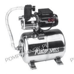 Zestaw do podnoszenia ciśnienia WATERPRESS SUPERINOX 120/60 NOCCHI Dom i Ogród