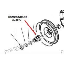 Uszczelnienie mechaniczne MATRIX fi 14 mm Pozostałe