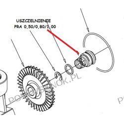 Uszczelnienie mechaniczne PRA 1,50/2,0  fi 14 mm