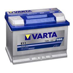 Akumulator 80Ah 740A +P VARTA BLUE DYNAMIC WROCŁAW