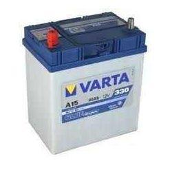 Akumulator VARTA BLUE DYNAMIC 40Ah 330A DO AUT JAPOŃSKICH  (małe bieguny) WROCŁAW, NOWY GWARANCJA 2  LATA...