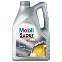 OLEJ MOBIL  5W30 5W-30 SUPER 3000 XE 5L SYNTETYK, SYNTHETIC  WROCŁAW (1)...