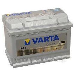 AKUMULATOR WROCLAW  77Ah 780A E44 VARTA SILVER DYNAMIC 5774000783162 ...