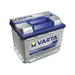 AKUMULATOR VARTA BLUE DYNAMIC 44Ah 420A B35 B36  FIAT 500 CINQUECENTO DOBLO  PANDA PUNTO...