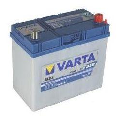 AKUMULATOR VARTA BLUE DYNAMIC  B32 45Ah 330A TOYOTA COROLLA RAV 4 STARLET MR2 ...