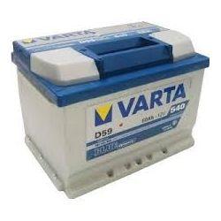 AKUMULATOR VARTA BLUE DYNAMIC 60Ah 540A D59 5604090543132  Wrocław...