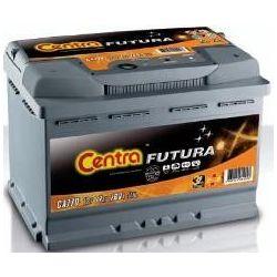 AKUMULATORY WROCLAW 85Ah 800A  CENTRA FUTURA  PRAWY+ MODEL CA852 ...