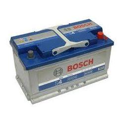 akumulator BOSCH 80Ah 740A BOSCH S40 010 BOSCH SILVER  0092S40100 Wrocław ...