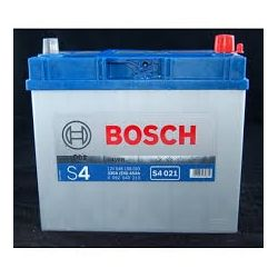 akumulator Wrocław  BOSCH 45Ah 330A BOSCH S4 021 BOSCH SILVER 0092S40210 ...