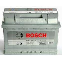 akumulator BOSCH 77Ah 780A BOSCH  S5008 BOSCH  SILVER 0092S50080 Wrocław  ...