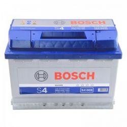 Akumulator BOSCH SILVER 74AH 680A 12V L+ 0092S40090,574013068,S4009, S4.009  Wrocław ...
