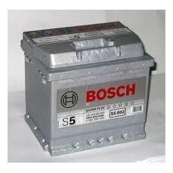 Akumulator BOSCH SILVER PLUS  S5.002 54AH P+ 530A 12V 0092S50020,554400053, S5002,Wrocław...