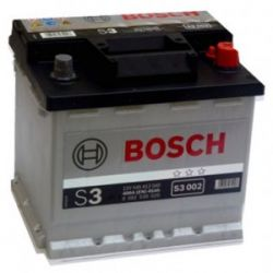 Akumulator BOSCH SILVER45AH 400A P+ 12V,BOSCH S3.002 0092S30020,545412040, S3002 Wrocław ...