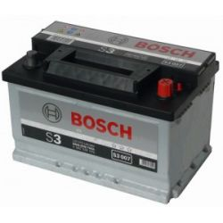 Akumulator BOSCH SILVER S3.007 70AH P+ 640A 12V 0092S30070,570144064, S3007,Wrocław...