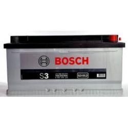 Akumulator BOSCH SILVER S3.012 88AH P+ 740A 12V ,0092S30120,588403074, S3012,Wrocław...