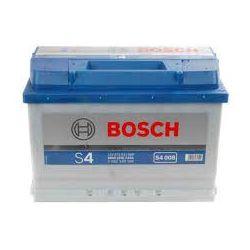 akumulator BOSCH 74Ah 680A Bosch S4 008 BOSCH SILVER  0092S4080 Wrocław ...
